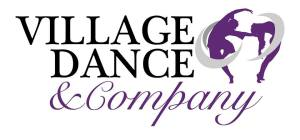 village dance and company logo