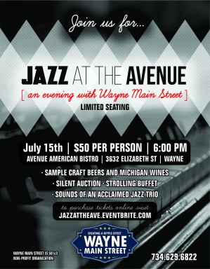 JAZZ FLYER BLK